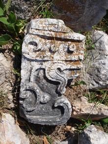 Uxmal detail