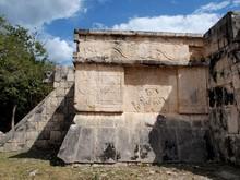 Chichén Itzá Venus temple