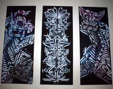 artwork expo at Playa