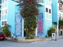 Discordia mural Playa