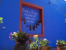 Casa Frida Kahlo Mexiko City