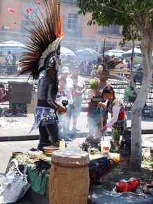 Mexico City ritual