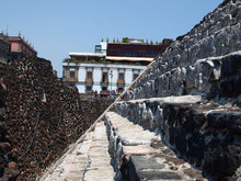 Mexico City, templo mayor
