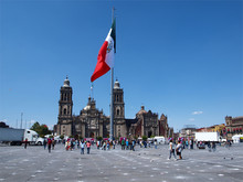 Mexico City, Zócalo